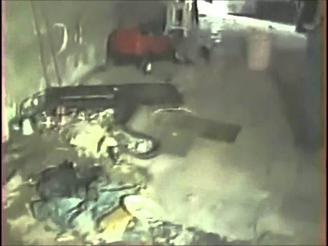 Video del interior de la carcel de La Planta, desocupado a la fuerza - El Paraiso Caracas