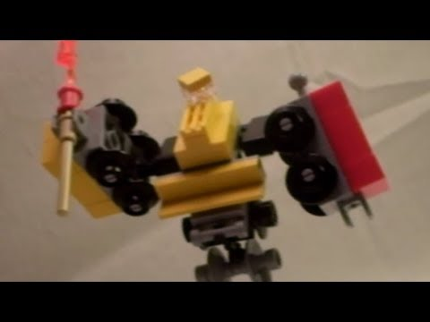 Lego Transformers #59 - Match Box