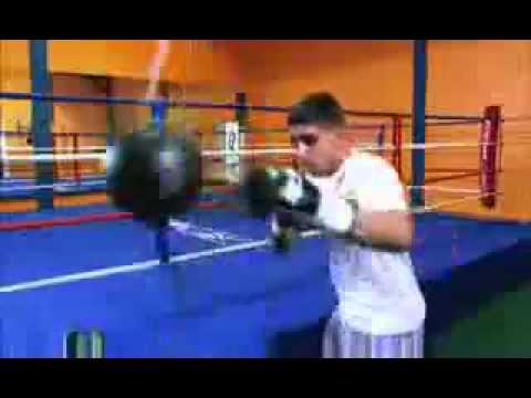 Amir Khan Training