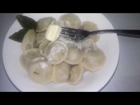 Домашние пельмени!!!(украинское тесто и мясная начинка с нежным сливочным вкусом!!!)