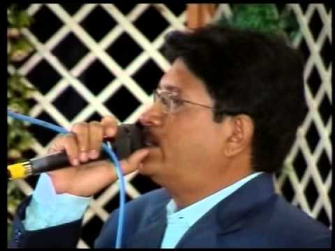 Aaj Tum Se Door Ho Kar Aise Roya Mera Pyaar By Ghanshyam Raval, Voice Of Mukesh (Surmandir Rajkot).