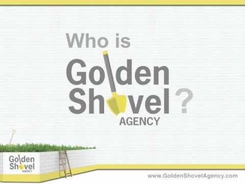 Who is Golden Shovel Agency?