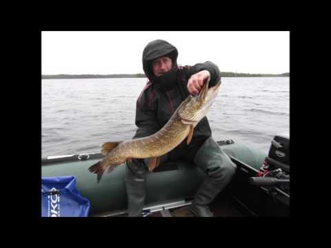 карелия открытие рыбалки 2016