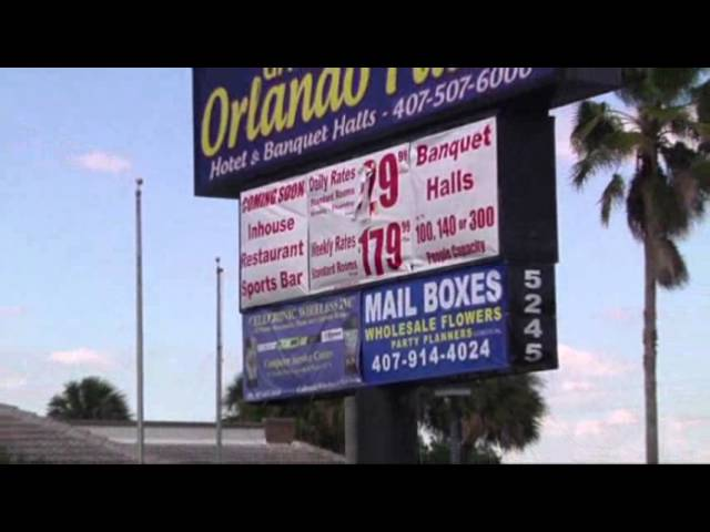 Motels Near Disney Fighting Homeless Problem