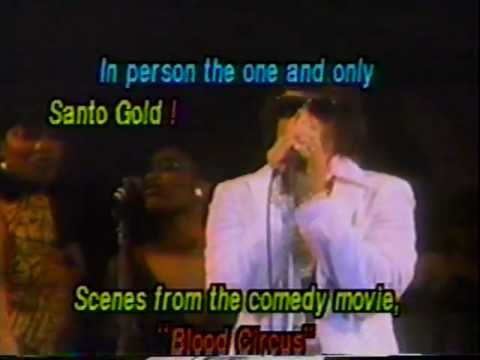 santo gold blood circus infomercial
