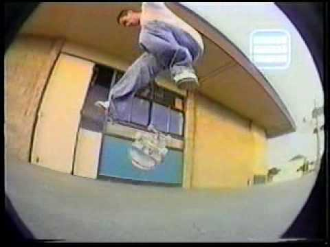 Ryan Kenreich 411vm#15 wheels of fortune(1995)