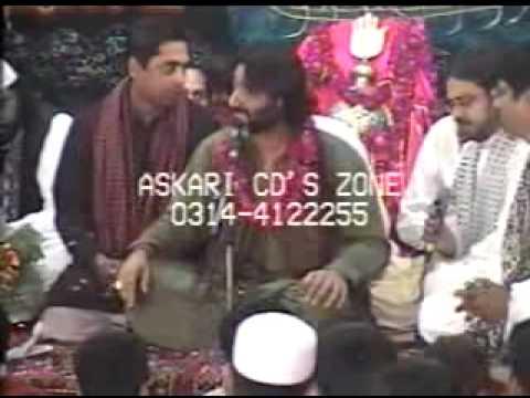 Nadeem Sarwar Manqabat  Teri Dunia Main Ae Khud-ae-hussain (a.s) video