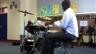 Fezile, Jayme, Dimitri Drummin'
