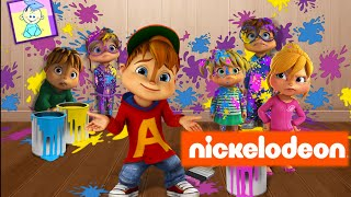 ALVINNN!!! and the Chipmunks | London  Bridge Is Falling Down - Nursery Rhymes for Kids