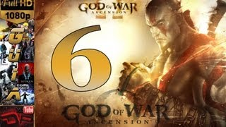 God of War: Ascension - Español Parte 6 PS3 |Modo Historia Campaña|+ Guia Coleccionables