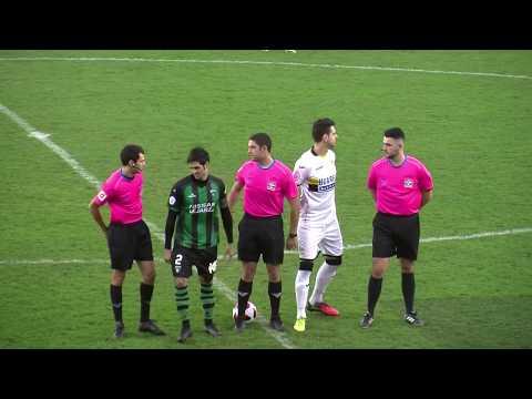 Tercera División 2018-19. Resumen Sestao River 0- Club Portugalete 1