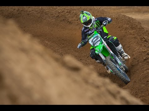 Gopro Onboard | Ryan Villopoto Milestone Mx | Transworld Motocross video