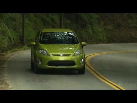 MotorWeek Road Test: 2011 Ford Fiesta
