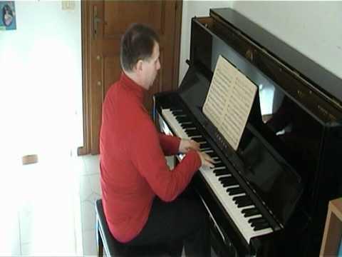WB BRADBURY He Leadeth Me Canto Evangelico Franco Meoli Musica per GESU'