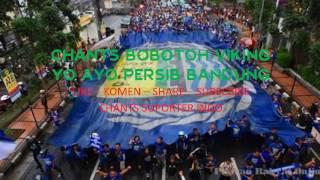 Chants Yo Ayo Persib Bandung #Bobotoh #viking #MaungBandung