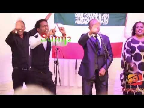 Xafladii Somaliland  18 May Stockholm 2013