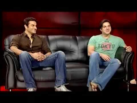 Arbaaz Khan and Sohail Khan celebrates Independence Day with