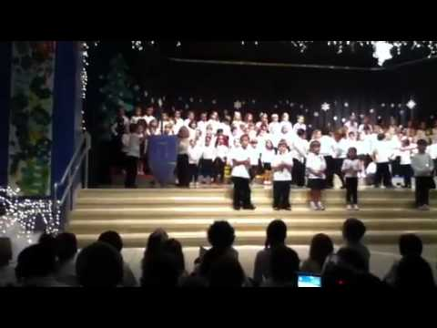 Phillippi Shores Elementary School Kindergarden Musical