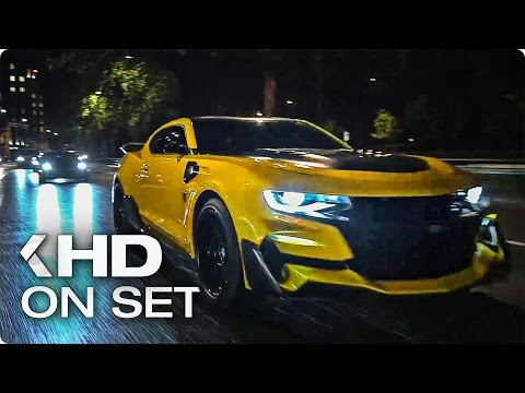 TRANSFORMERS 5: The Last Knight - Wrap Party (2017)