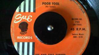 Watch Ike & Tina Turner Poor Fool video