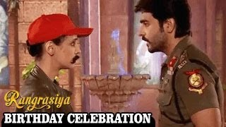 Rangrasiya 8th July 2014 FULL EPISODE | Rudra