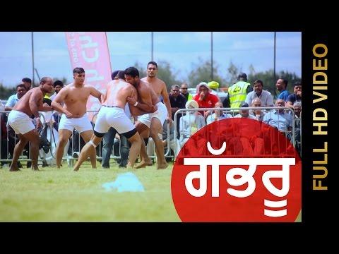 Baldev Aujla (bullet)   Gabru   Full Hd Brand New Punjabi Songs 2014   Kabbadi Cup 2014 video