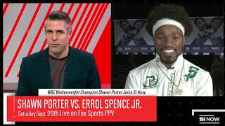 Shawn Porter On Manny Pacquiao SI NOW Sports Illustrated