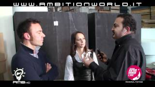 AMBITIONWORLD Eventi - Japan Anime Live ITALY Emanuela Pacotto Renato Novara a RDS - AMBITION HD