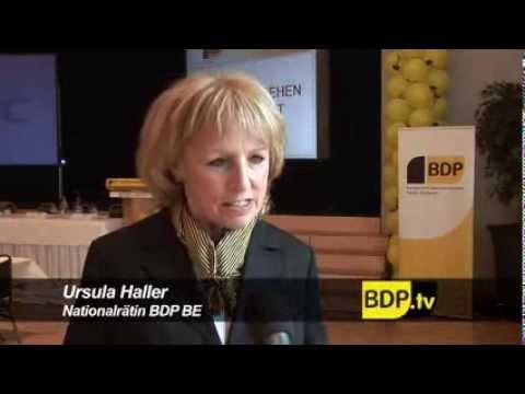 BDP Videonews zur Delegiertenversammlung in Liesthal 2011