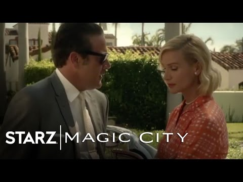 Magic City | Magic City Season 2 Premiere Trailer | Starz video