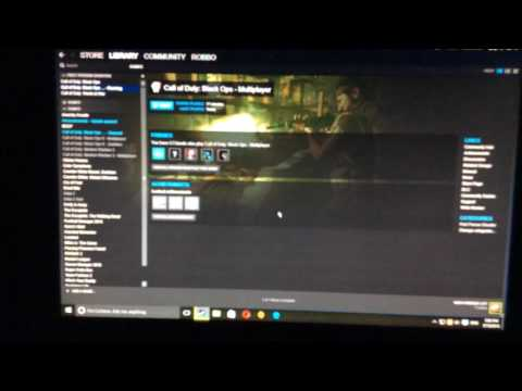 Steam game won't work how do I fix it??