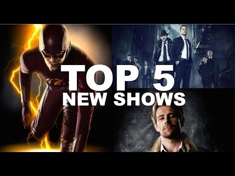 Top 5 New TV Shows Fall 2014