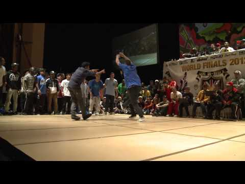 UK BBoy Champs 2012 - SOUL MAVERICKS vs JINJO (BBoy Crew Final)