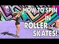 HOW TO SPIN IN ROLLER SKATES WITH CANDICE HEIDEN Ep 7 Planet Roller Skate mp3