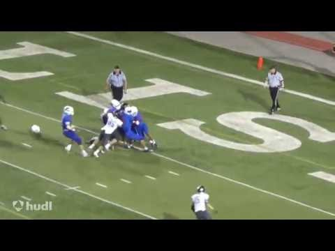 Bear Christianson - Senior Season Highlights