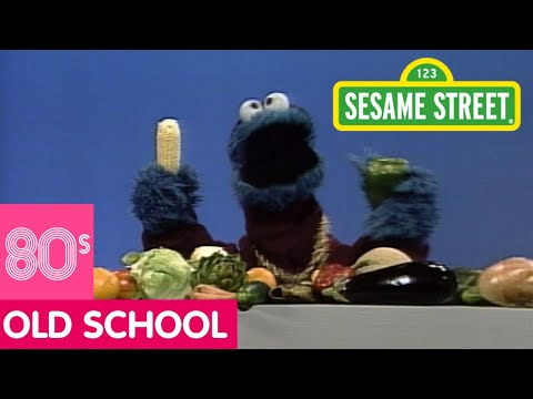 Sesame Street - Healthy Food