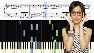 Download Lagu Camila Cabello - Havana - Piano Tutorial + SHEETS Gratis STAFABAND