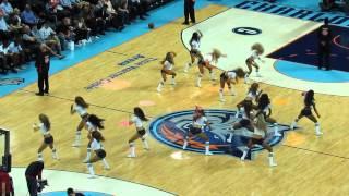 LadyCats - Bobcats vs Knicks 4/15/13