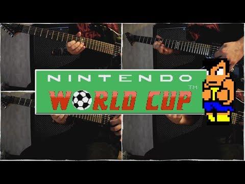 Kazuo Sawa - Nintendo World Cup - Match 1-3