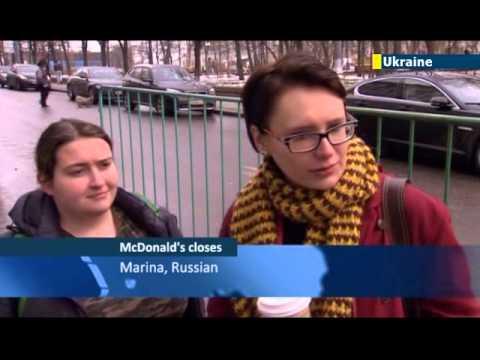 McDonalds closes in Crimea: global fast-food giant leaves Russian-occupied Ukrainian peninsula