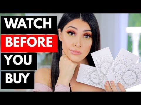 NEW FORMULA! JACLYN HILL x MORPHE Vault Review + Tutorial
