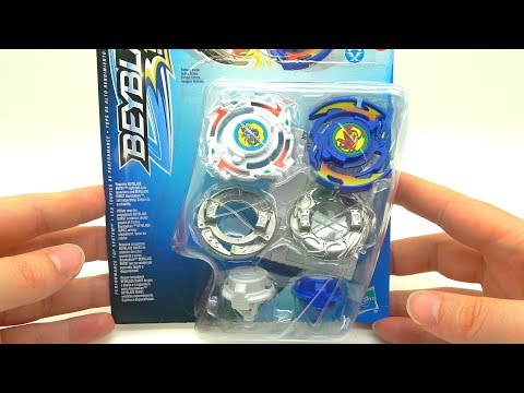 NEW HASBRO DRAGOON and DRANZER UNBOXING AND TESTING   Beyblade Burst Evolution