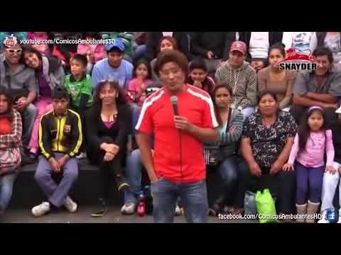 CHINO RISAS VOL 3 (PARTE 1 DE 6) | COMICOS AMBULANTES 2014 | CHABUCA GRANDA