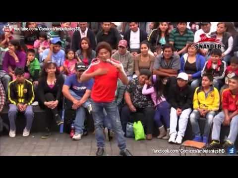 CHINO RISAS VOL 3 (PARTE 1 DE 6)   COMICOS AMBULANTES 2014   CHABUCA GRANDA