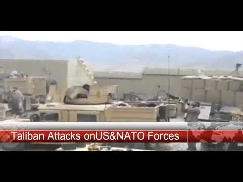 Taliban Attacks on US & NATO  Forces
