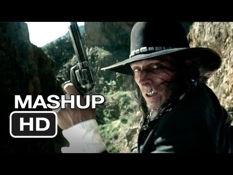 The Lone Ranger Ultimate Outlaw MASHUP (2013) Johnny Depp, Armie Hammer Movie HD