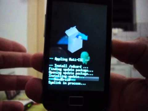 Tutorial - Como instalar qualquer ROM no Galaxy Ace GT-S5830c/i/m