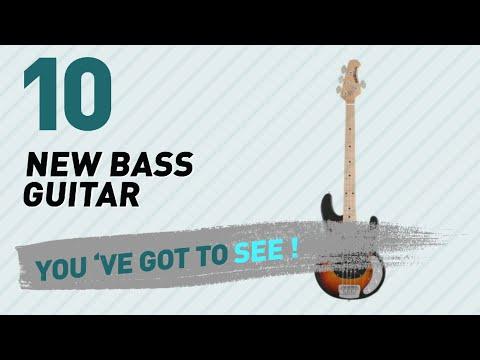 Ernie Ball Music Man Bass Guitars, Top 10 Collection // New & Popular 2017