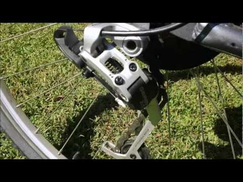 Sram X-5 rear derailleur overview and review