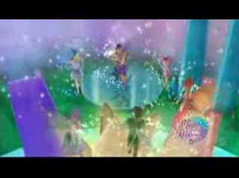 Barbie Fairytopia Magic Of The Rainbow Movie Trailer